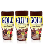 Achocolatado 210g Diet Gold - Leve 3 Pague 2
