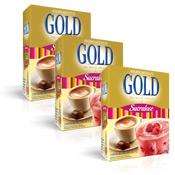 Adoçante Gold Sucralose 50 Envelopes - Leve 3 Pague 2 (150 Envelopes)