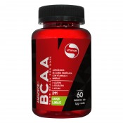 Aminofor BCAA 60 tabletes Mastigáveis Vitafor