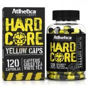Hardcore Yellow 120 Cápsulas Atlhetica Nutrition