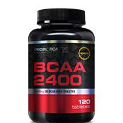 BCAA 2400mg 120 tabletes Probiótica