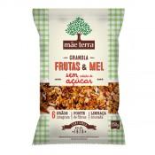 Granola Caseira sem adição de açúcar 250g Mãe Terra