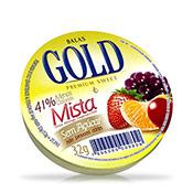 Bala Diet 32g Gold Nutrition sabores variados