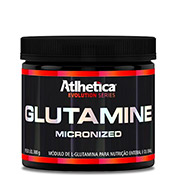 Glutamine Micronized 300g Atlhetica Nutrition