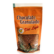 Chocolate Granulado Diet Light 100g Palazzo do Diet Light