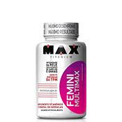 Multimax Femini Multi-Vitamínico 60 cápsulas Max Titanium