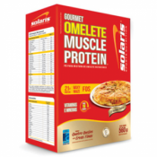 Omelete Muscle Protein 560g Solaris