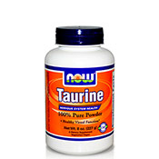 Taurine Powder 227g Now