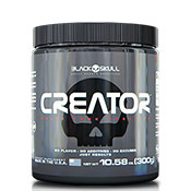 Creatina Creator 300g Black Skull