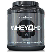 Whey 4HD 2,2Kg Black Skull