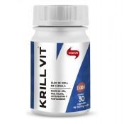 Óleo de Krill 30 softgels Vitafor