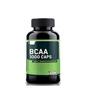 BCAA 1000mg 60 cápsulas Optimum Nutrition
