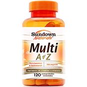 Multi A-Z 120 tabletes Sundown