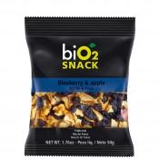 Bio2 Snack 50g Bio 2 Organic Blueberry e Maçã