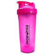 Coqueteleira (shaker) Pink Probiótica
