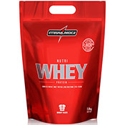 Nutri Whey Protein 1,8kg Integralmédica