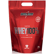 Super Whey 100% 1,8kg Integralmédica