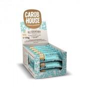 Alfarroba com Flocos de Arroz 11g (16 tabletes) Carob House