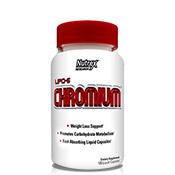 Lipo 6 Chromium 90 Cápsulas Nutrex