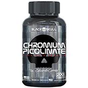 Chromium Picolinate 200 Tabletes Black Skull