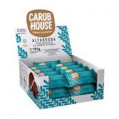 Alfarroba com Biscoito de Arroz Integral 18 x 10g Carob House