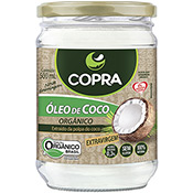 Óleo de Coco Extra Virgem Orgânico 500ml Copra