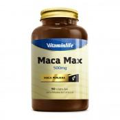 Maca Max 500mg 90 Cápsulas Vitamin Life
