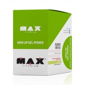 New Up Gel Power 10 Sachês Max Titanium