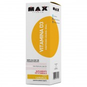 Vitamina D3 30ml Max Titanium