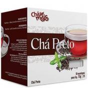Chá Preto 10 sachês 15g Chá Mais