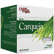 Chá de Carqueja 10 sachês 13g Chá Mais