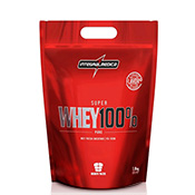 Super Whey 100% Pure Refil 907g IntegralMédica