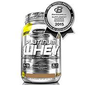 Platinum 100% Whey 907g Muscletech