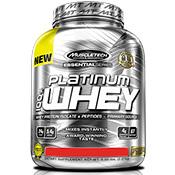 Platinum 100% Whey 2270g Muscletech