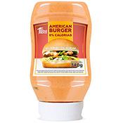 Mrs Taste American Burger 340g SmartFoods
