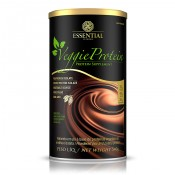 Veggie Protein Cacau 455g - Essential Nutrition