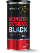 Monster Extreme Black 22 packs Probiótica