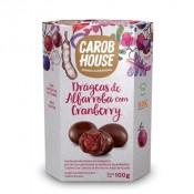 Alfarroba com Cranberry 100g Carob House