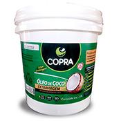 Óleo de Coco Extra Virgem 3,2L Copra
