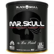 MR Skull 22 Packs Black Skull