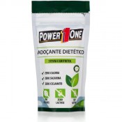 Adoçante Stevia Eritritol 180g Power 1 One