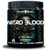 Nitro Blood 300g Black Skull