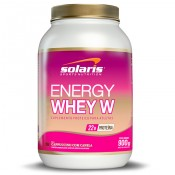 Energy Whey W 900g Solaris - Cappuccino com Canela