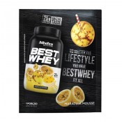 Best Whey 35g Atlhetica Nutrition