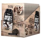 Best Whey 35g (cx c/15 sachês) Atlhetica Nutrition