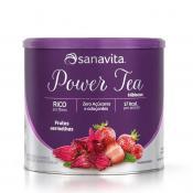 Chá de Hibiscus Livre 200g Sanavita Frutas Vermelhas
