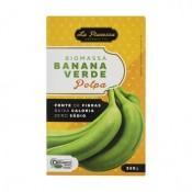 Biomassa de Banana Verde Polpa 250g La Pianezza