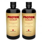 Kit 2 ProteinColla Colágeno Hidrolisado 500ml Nutriscience