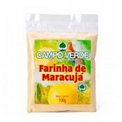 Farinha de Maracujá 100g Campo Verde