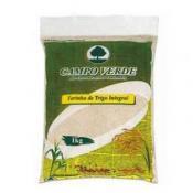 Farinha de Trigo Integral 1Kg Campo Verde